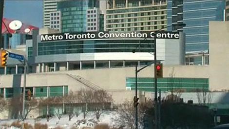 The Metro Toronto Convention Centre