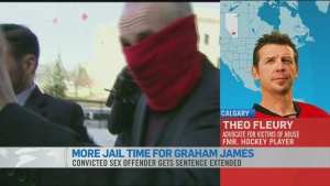 CTV News Channel: Sex offender's sentence extended