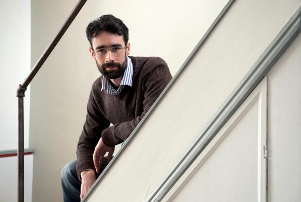 Oscar nominee Ariel Nasr