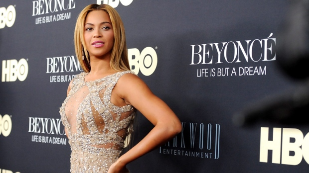 Beyonce can't live without daughter