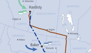 Keystone XL Pipeline Project Canada