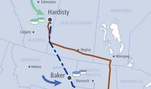Keystone XL Pipeline Project Canada
