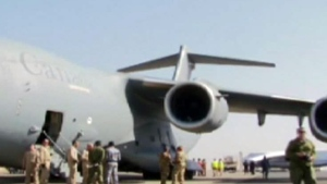 CTV News Channel: Canadian support in Mali