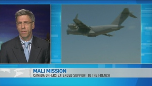 CTV News Channel: 'Canada's extension is welcome'