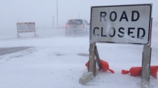 Manitoba highway closures