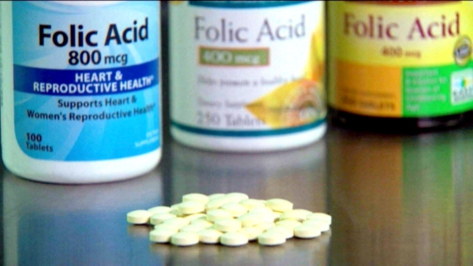 Folic acid supplementation, birth defects, and adverse ...