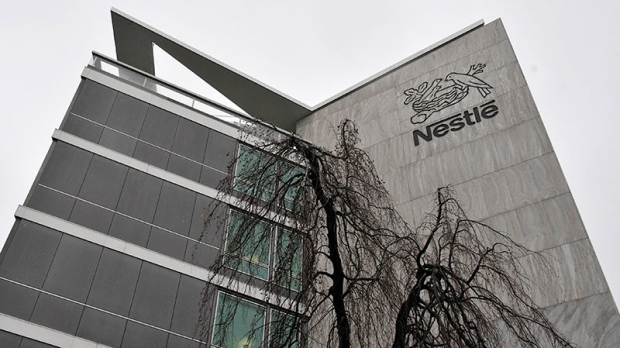 Nestle horse meat withdraws products