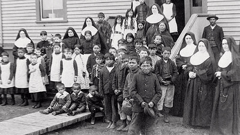 Mulcair demands PM ask Pope to apologize for church's role in residential  schools | CTV News