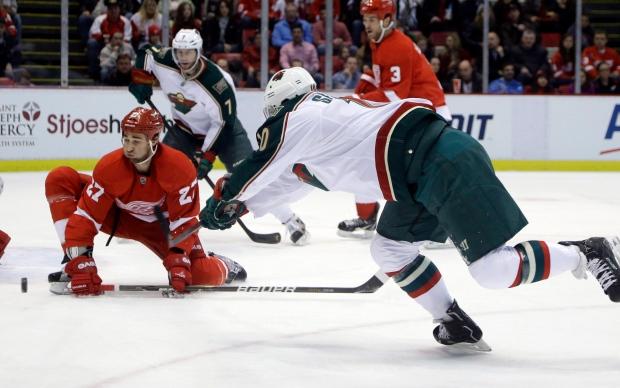 NHL fines Devin Setoguchi high sticking