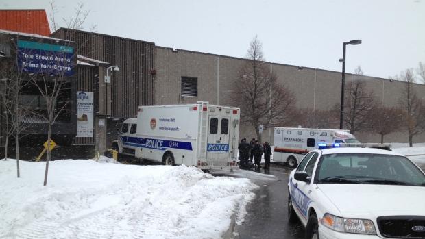 Ottawa Police investigate suspicious package