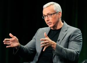 Dr. Drew Pinsky is shown during a panel discussion in Beverly Hills, Calif., in this August 2011 file photo. (AP Photo/Chris Pizzello)