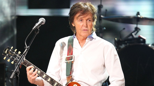 McCartney to headline Bonnaroo