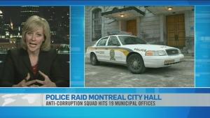 CTV News Channel: Witnesses recall raid