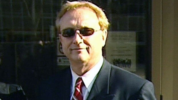 Former Winnipeg police officer Richard Dow is seen in this file photo.