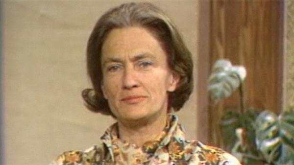 Greta Chambers was the host of the newsmagazine program The Editors.