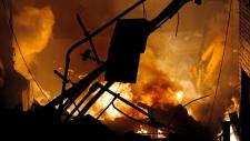 Kansas City fire