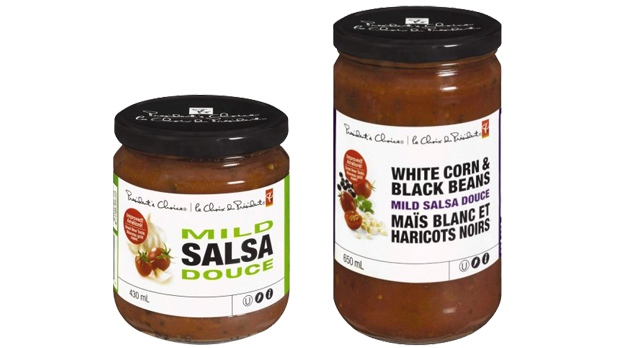 recalled salsa