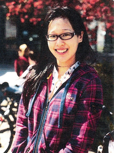 This file photo released by the Los Angeles Police Department shows Elisa Lam of Vancouver, B.C. (Los Angeles Police Department)
