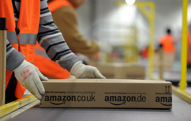 German antitrust officials probe Amazon