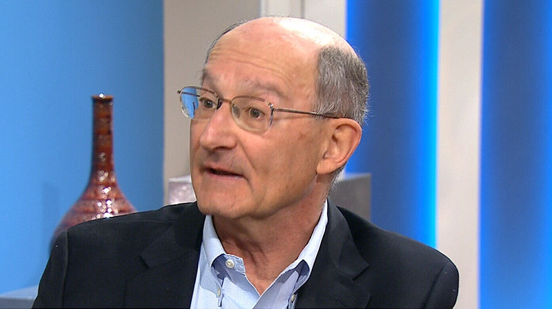 Author Dr. David Posen appears on CTV's Canada AM in Toronto, Wednesday, Feb. 20, 2013.