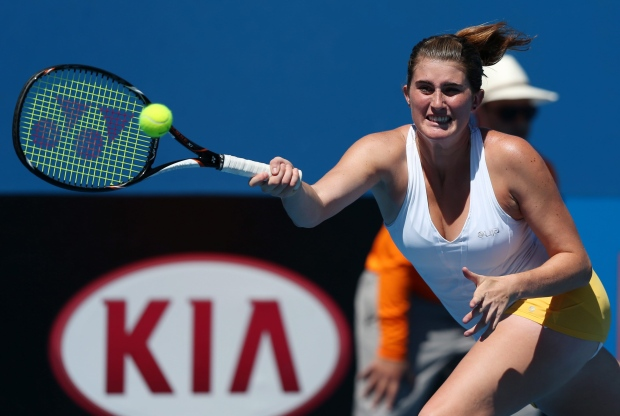 Rebecca Marino says she's stepping away tennis