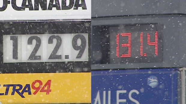 Ottawa's Gas War