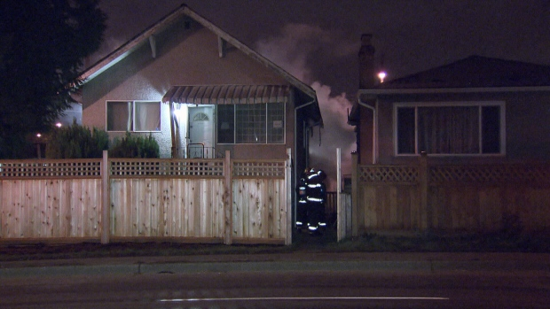 east vancouver arson