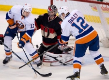 Ottawa Senators vs. New York Islanders
