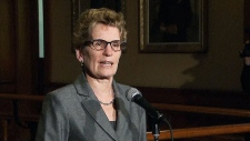 Wynne wants to work with opposition