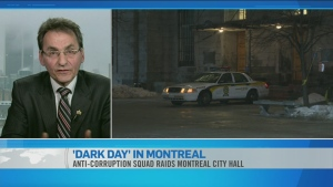 CTV News Channel: 'Dark day' for Montreal