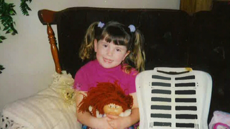 Ashley Smith was described by her mother as compassionate in her younger years.