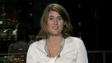 Rebecca Marino happy with decision