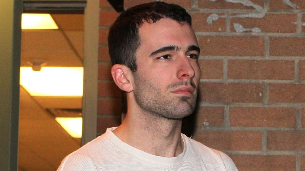 Steven Jonathan Vanasse was charged with hit and run causing death after he fled the scene of a crash in February 2013 in northwest Calgary. (Courtesy: Calgary Herald)