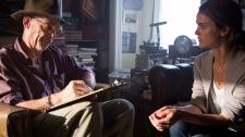 J.K. Simmons and Keri Russell in 'Dark Skies'