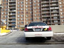 Shooting in Whitby wounds four people