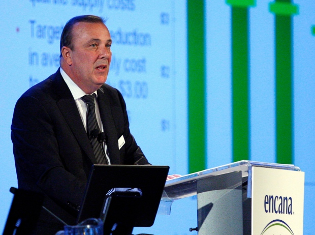 Encana seeks to remove audio clip from internet