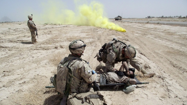 Military to use lasers to fight IEDs