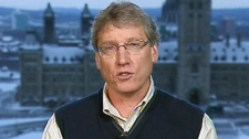 University of Ottawa pediatrics professor Dr. Mark Tremblay speaks with Canada AM on Wednesday, Jan. 19, 2011.