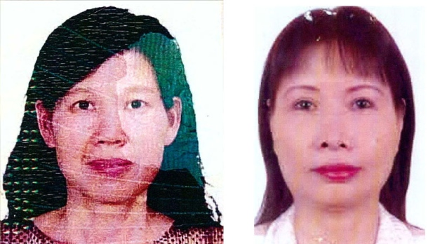 Chinese nationals missing
