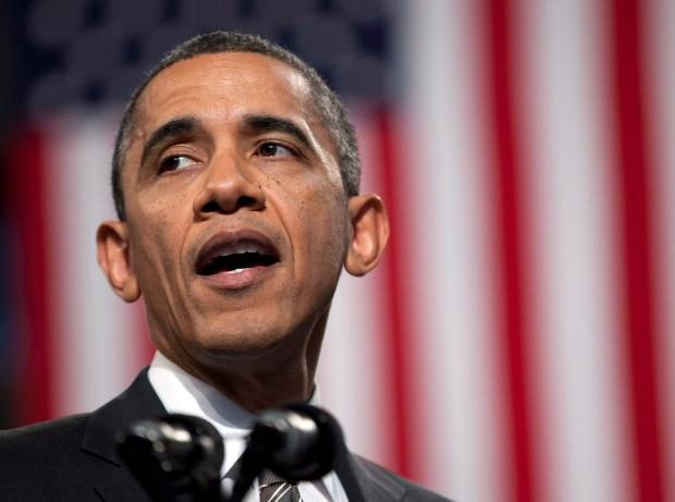 U.S. President Barack Obama on Feb. 15, 2013.