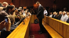 Steenkamp's parents speak out about Pistorius