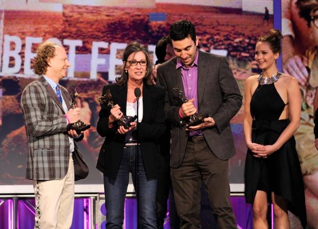 Silver Linings Playbook wins at Spirit Awards