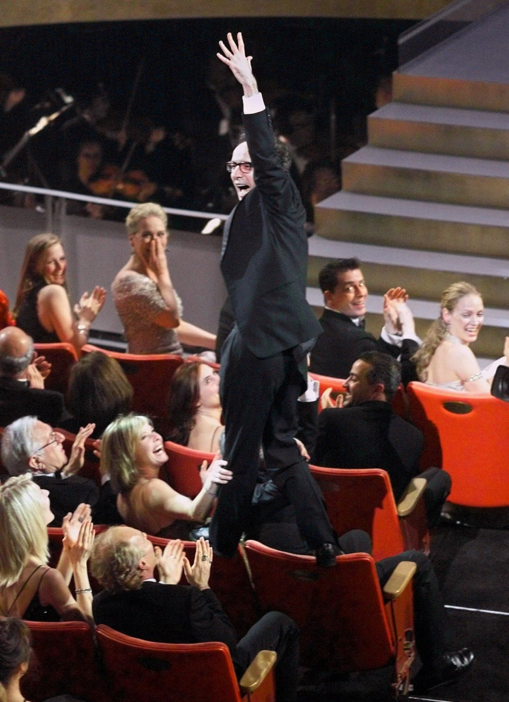 surprising moments There were the moments that caused many to gasp, laugh, boo, and celebrate during the 68th primetime emmy awards show on sunday.