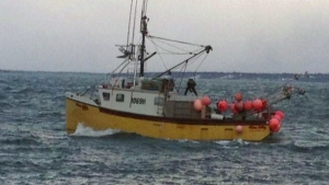 CTV National News: End of search for missing boat