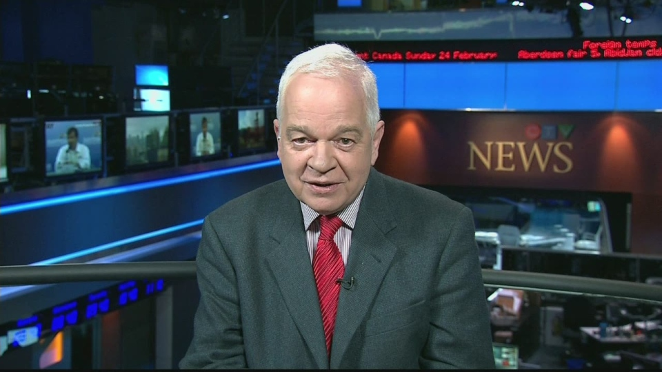Liberal MP John McCallum appears on CTV's Question Period on Sunday, Feb. 24, 2013.