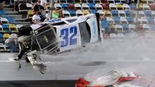 Daytona will relocate scared fans
