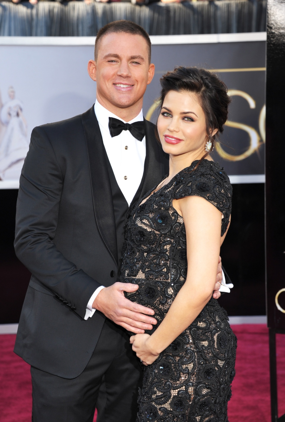 Channing Tatum and Jenna Dewan-Tatum name daughter Everly