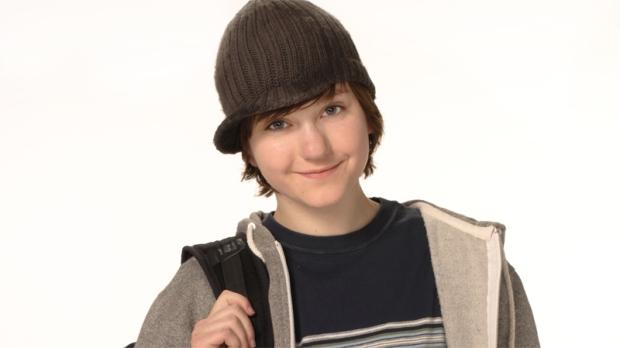 Jordan Todosey as Adam in 'Degrassi'