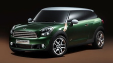 2012 Mini Paceman is seen in this photo courtesy BMW Canada.