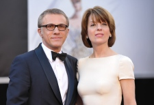 Christoph Waltz wins Best Supporting Actor